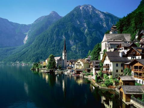 Виза в Австрию