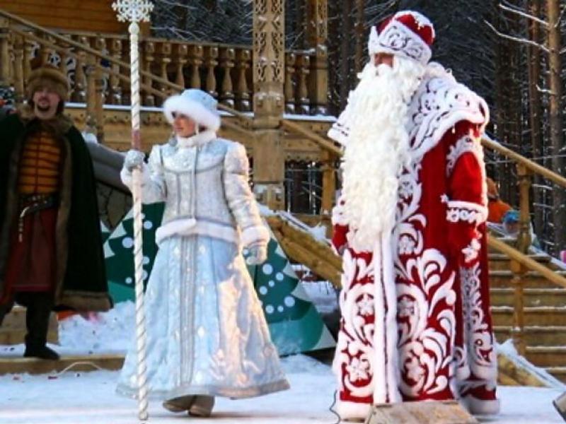 Картинки в россии новый год